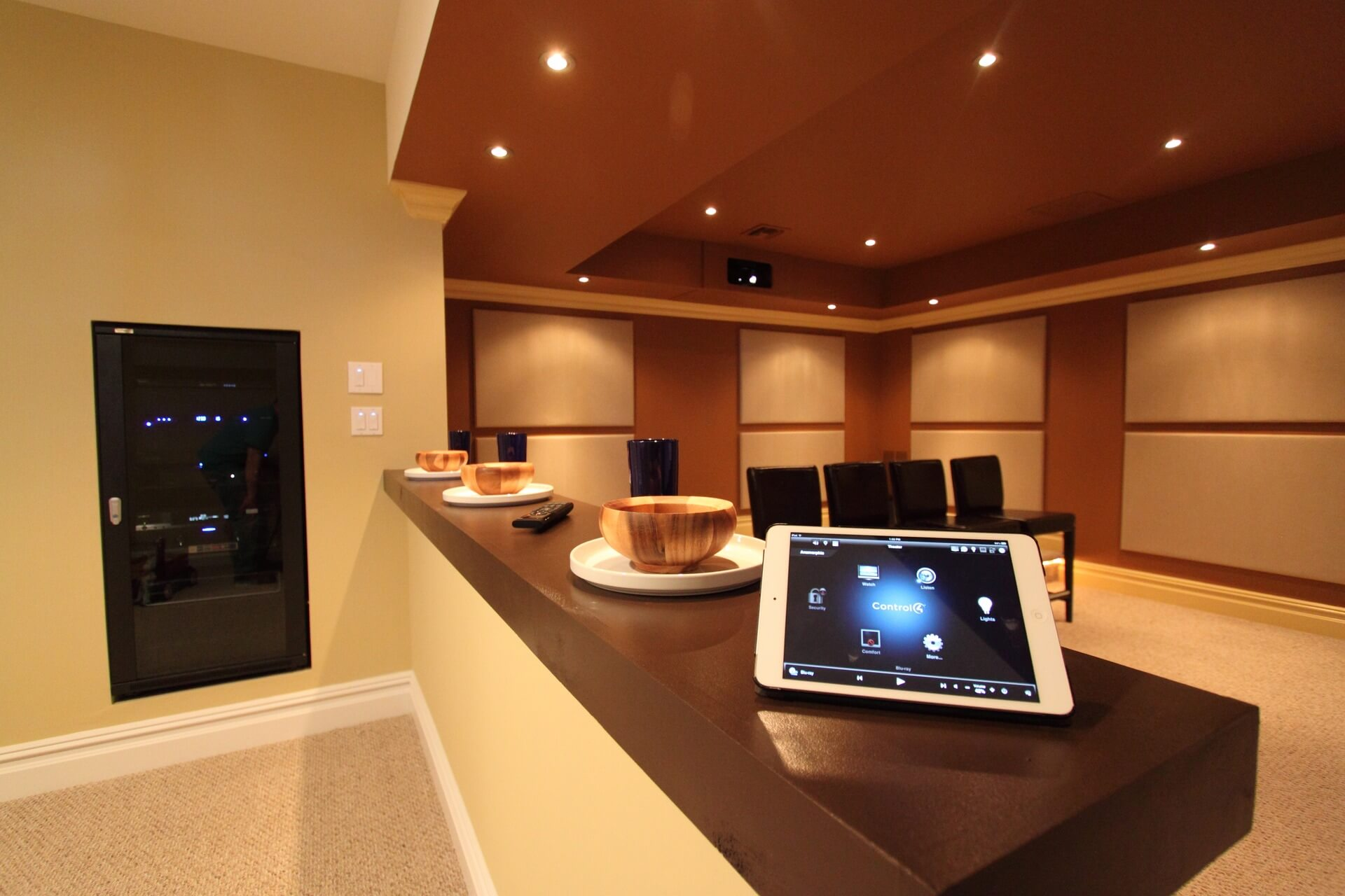 Home automation. You're in control.